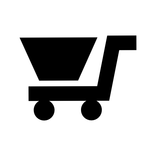 website shopping cart icon